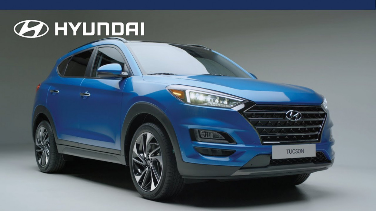 7 TUCSON | Explore the product | Hyundai Canada