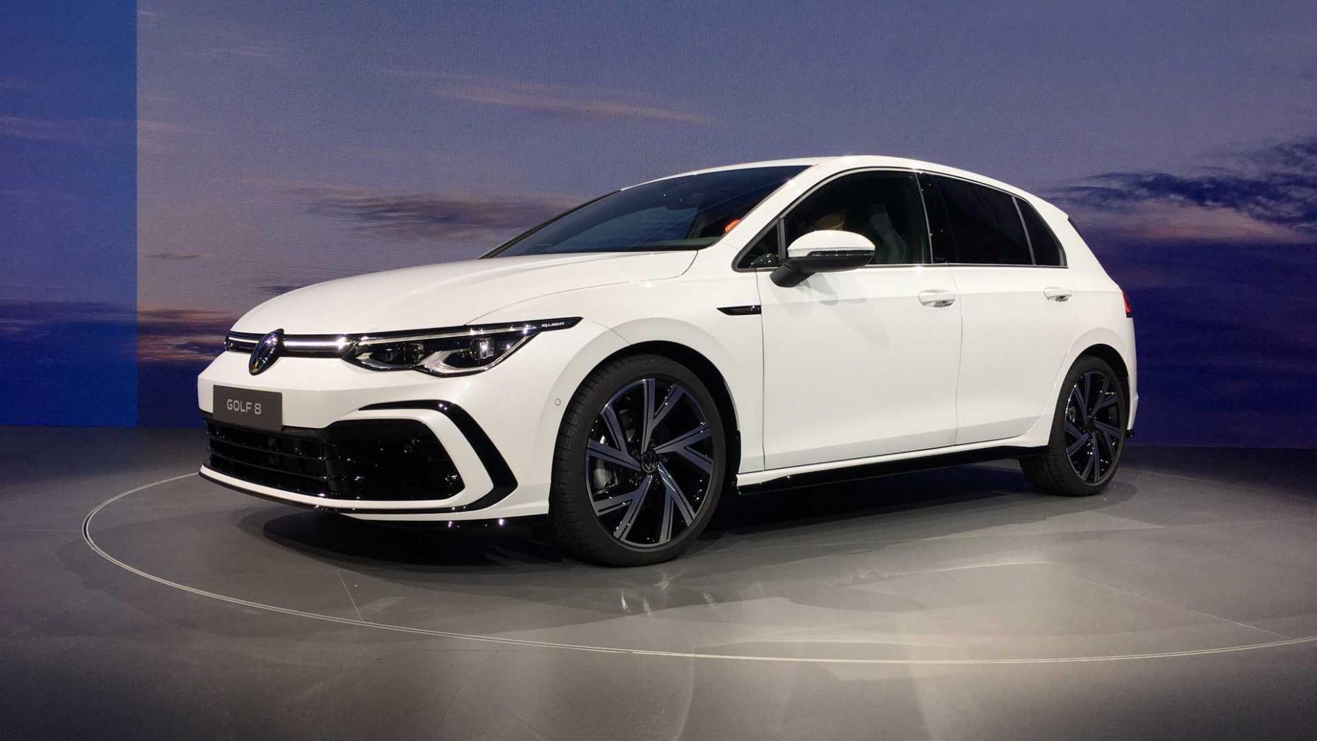 7 Volkswagen Golf Ushers In Eighth Generation With 7 Power Options