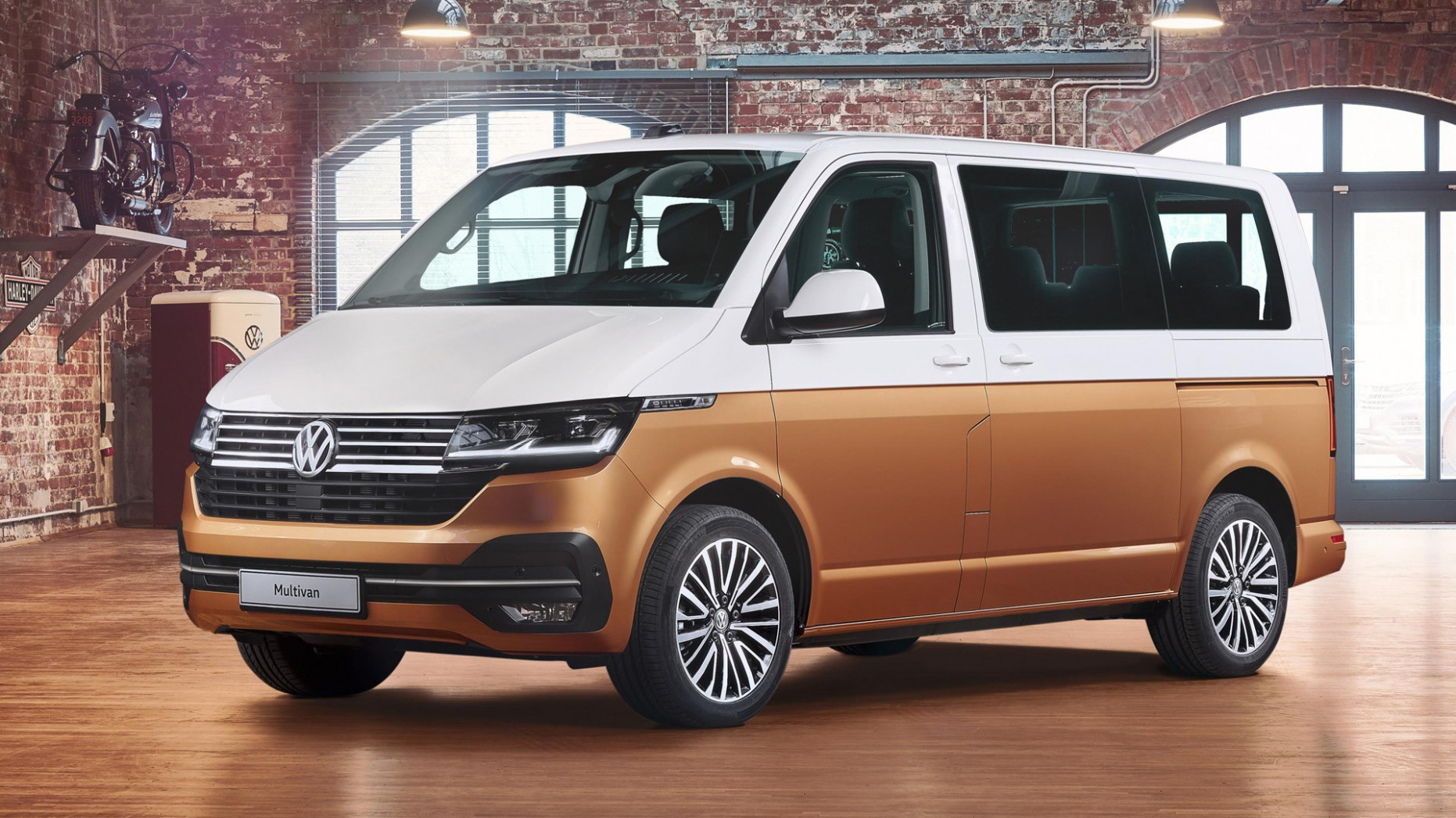 7 Volkswagen Transporter (T7.7) is the Bus we won't see