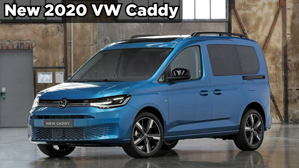 7 VW CADDY is here - Interior, Exterior
