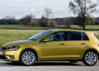 7 VW Golf Spied Showing Off Cabin And Engine