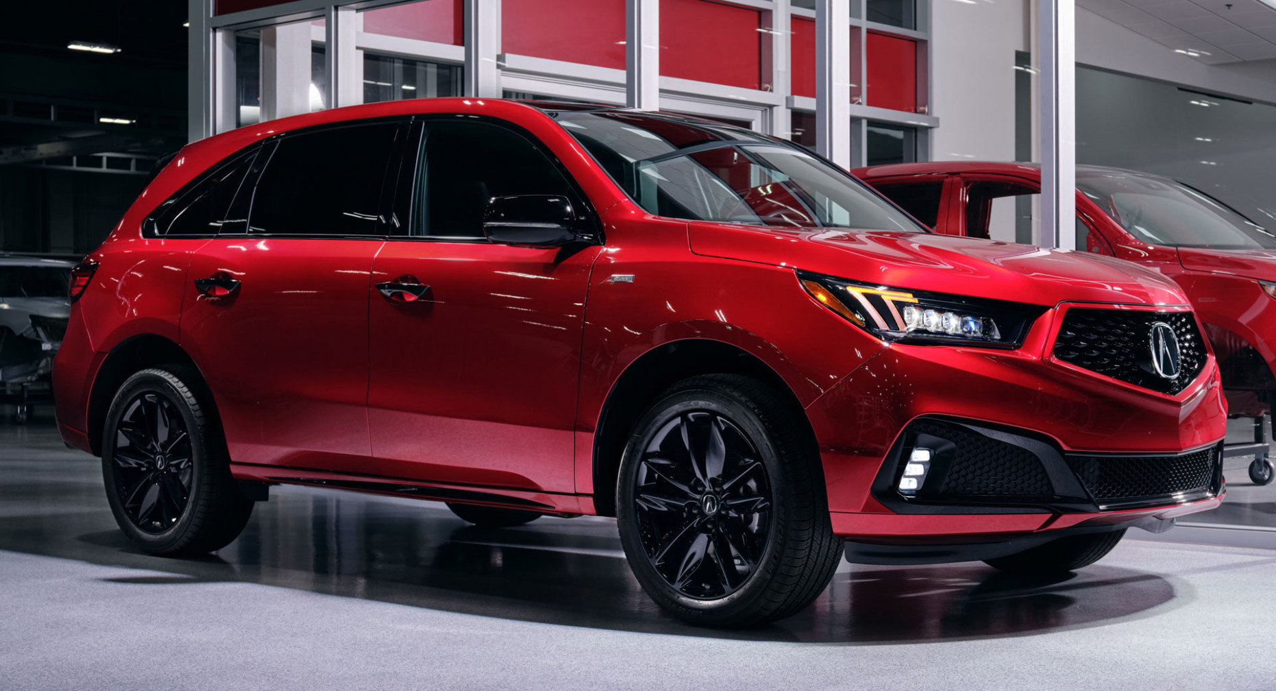 8 Acura MDX PMC Edition Is Handcrafted By The Same Experts Who ..