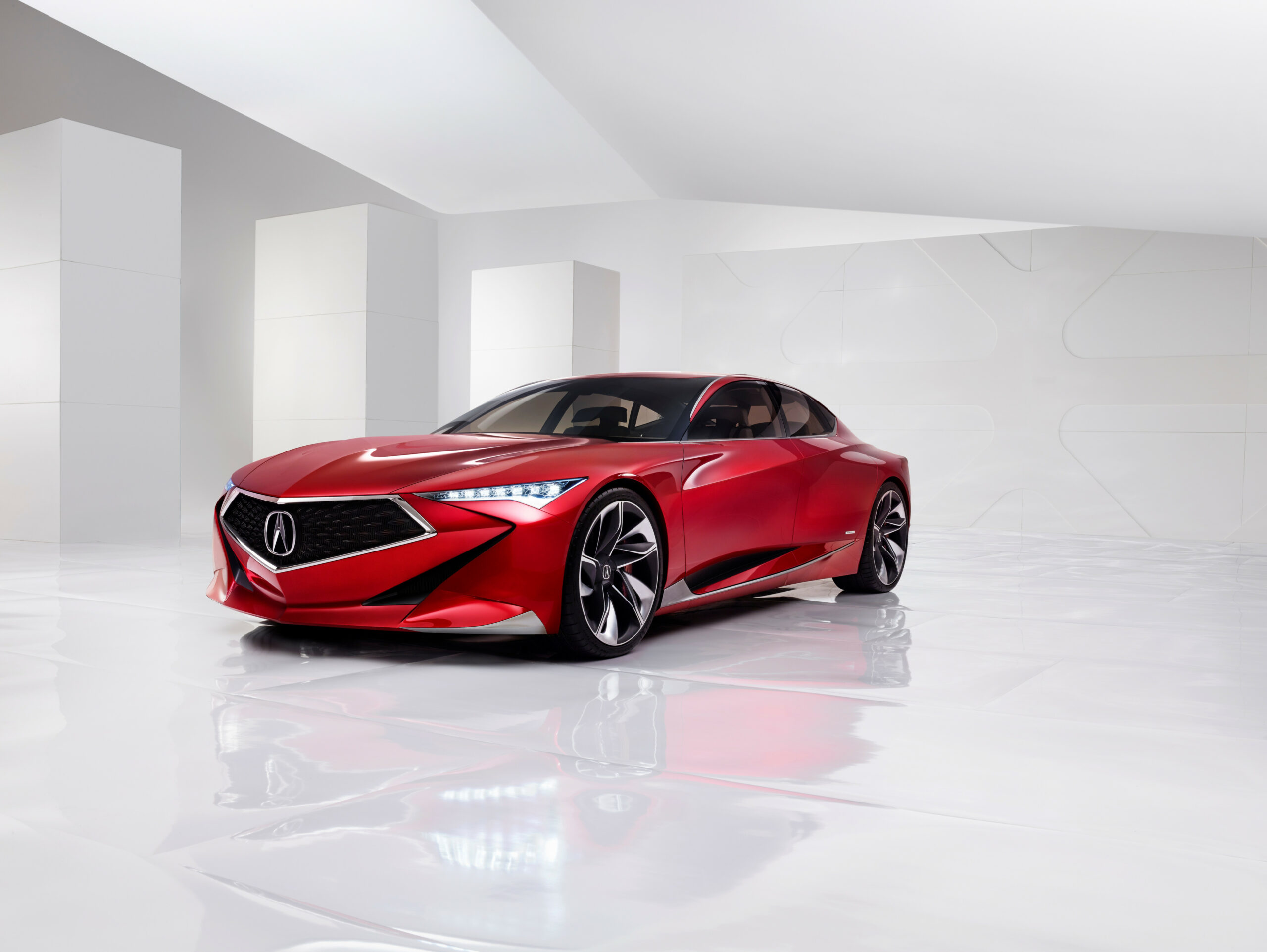 8 Acura Precision Concept News and Information, Research, and ...