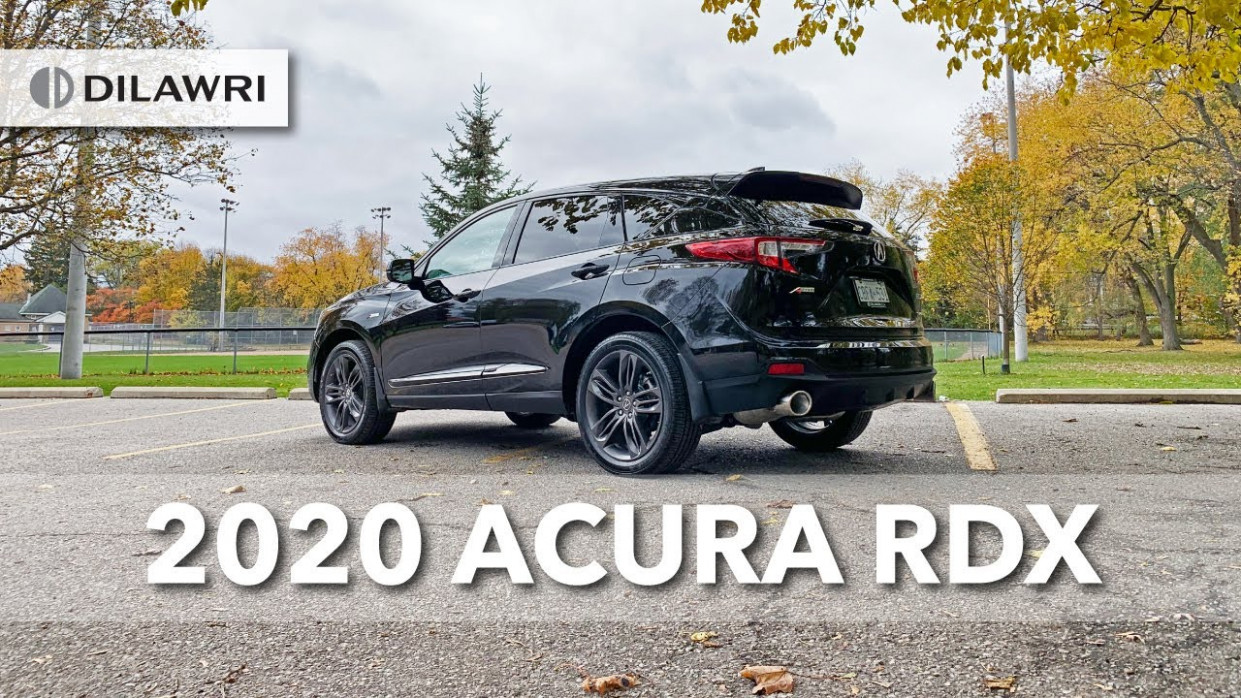 8 Acura RDX | REVIEW - 2020 acura rdx review youtube
