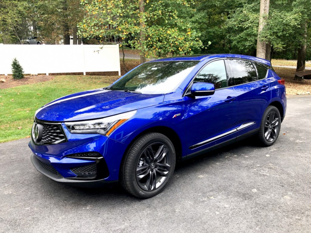 8 Acura RDX SH-AWD A-Spec: Precision Crafted Performance | Fit ...