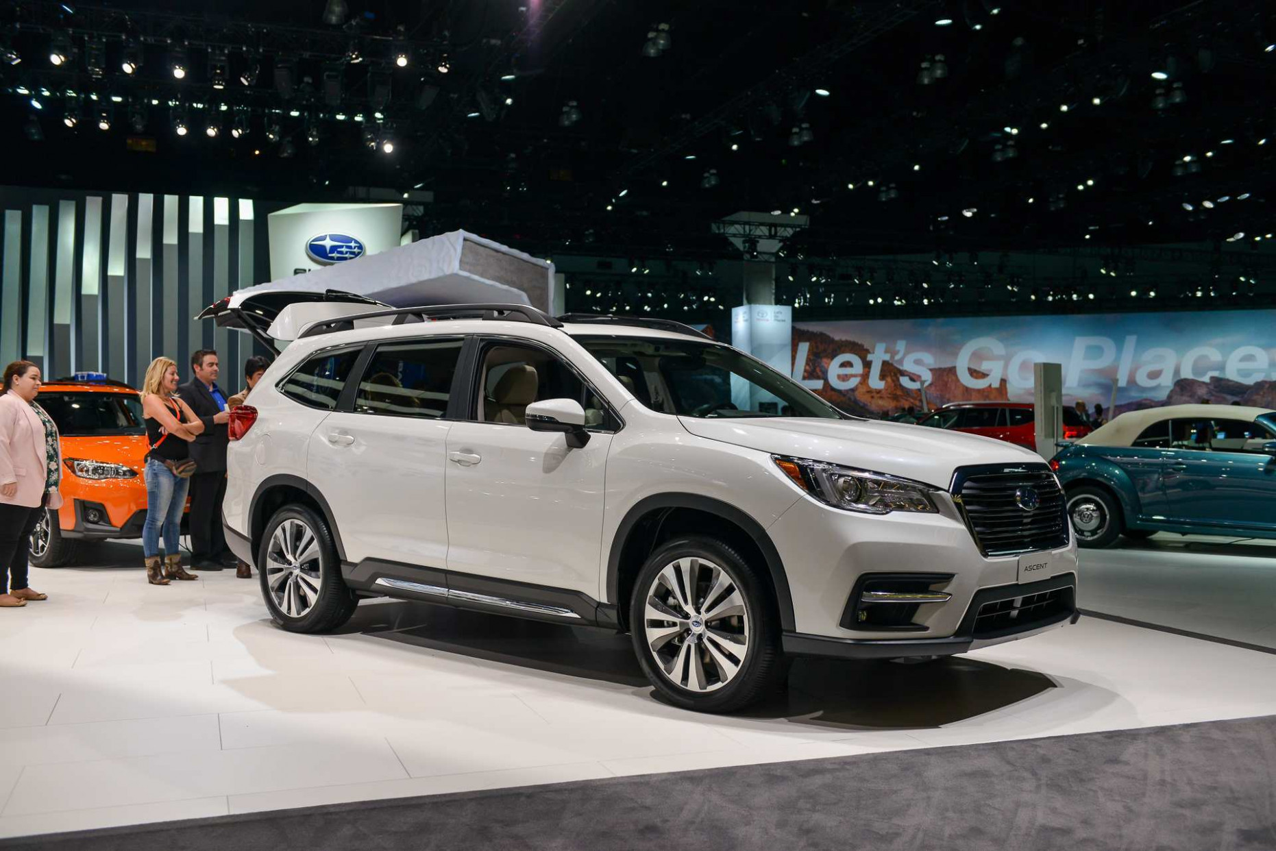 8 All New 8 Subaru Ascent Gas Mileage Redesign and Concept by ...