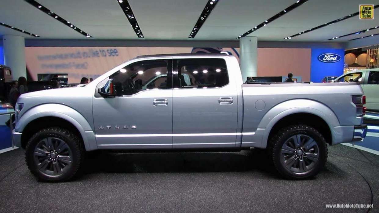 8 All New Ford Atlas 8 Exterior and Interior - Car Review 8 ..