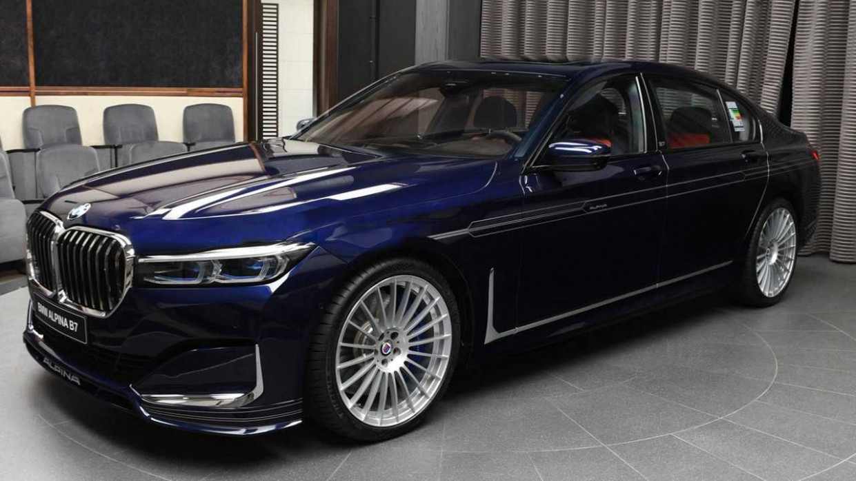 8 Alpina B8 Is 'Opulently Elegant' According To BMW Dealer