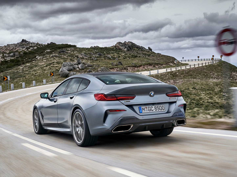 8 BMW 8 Series Gran Coupe debuts with little surprise | Drive ..