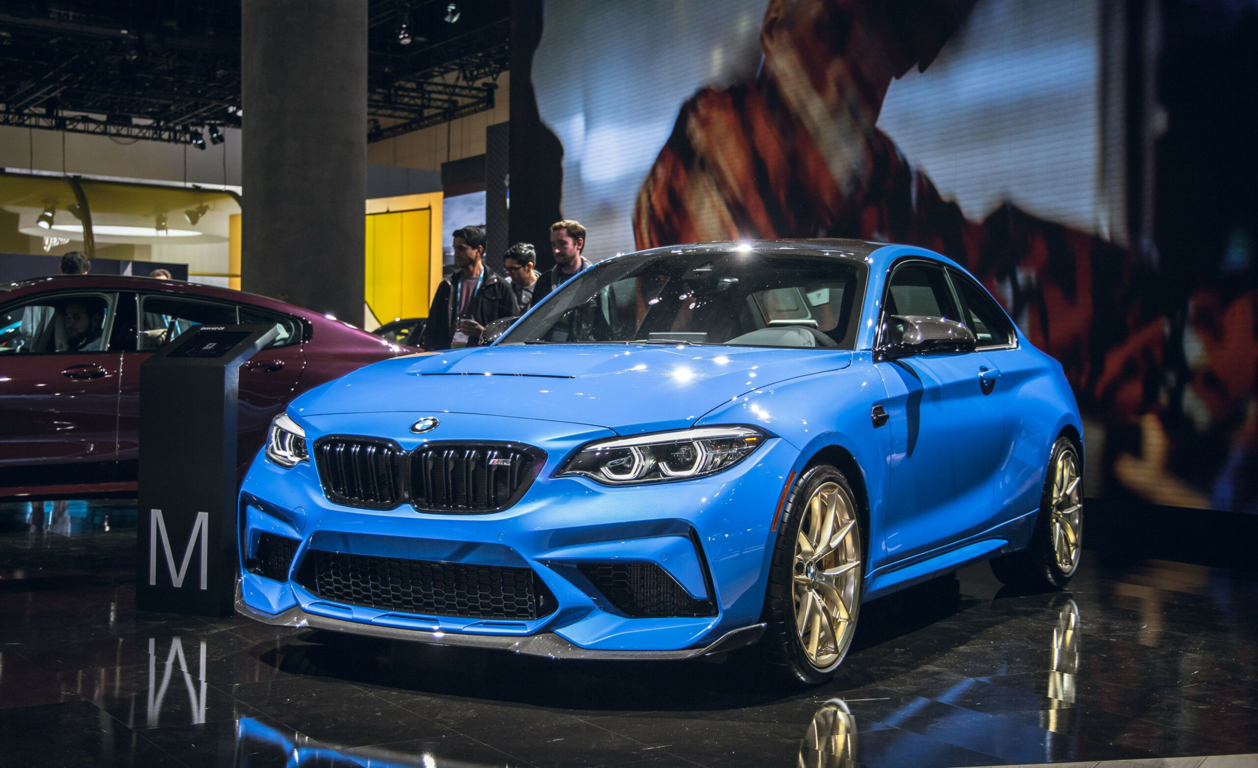 8 BMW M8 CS Gets the M8 Competition's Engine