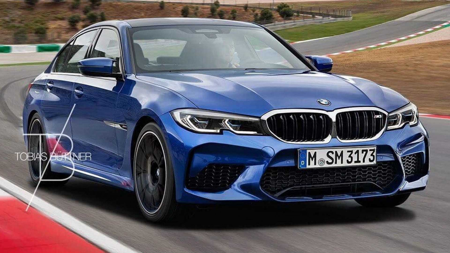 8 BMW M8 Pure Allegedly Planned With RWD, 8-Speed Manual