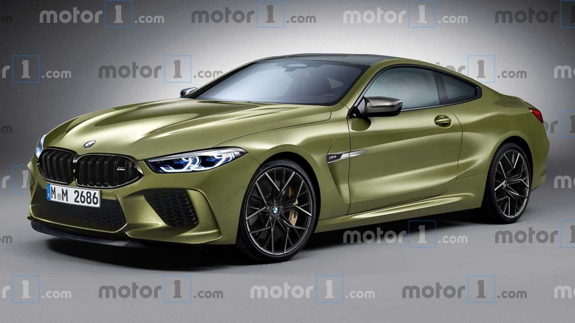 8 BMW M8 Rendered As The One Coupe To Rule Them All - bmw v8 2020