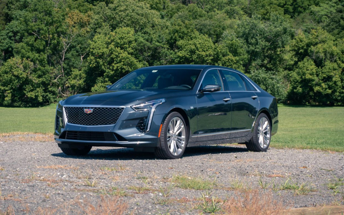 8 Cadillac CT8-V reviews, news, pictures, and video - Roadshow