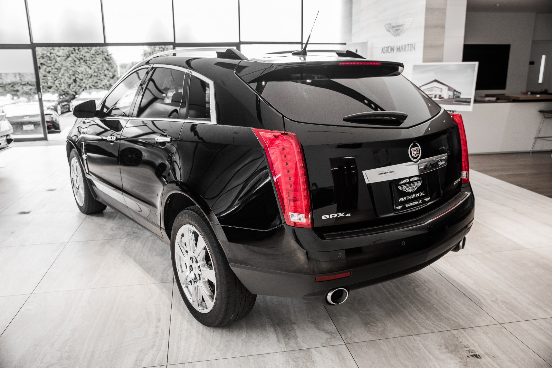 8 Cadillac SRX Turbo Premium Collection Stock # P8 for ..
