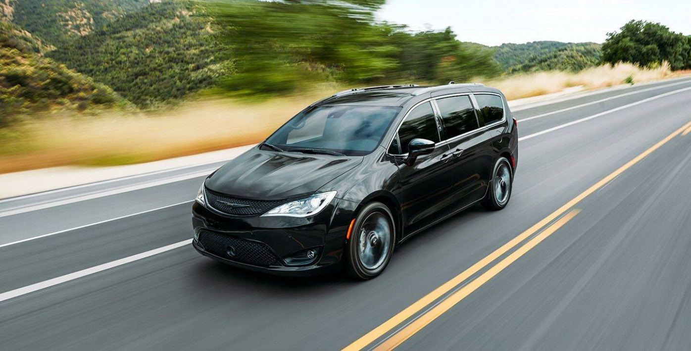 8 Chrysler Pacifica Gallery | See Pictures & Videos - dodge pacifica 2020