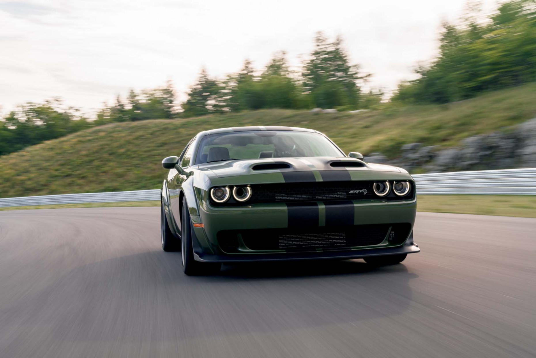 8 Dodge Challenger preview - dodge hellcat redeye 2020