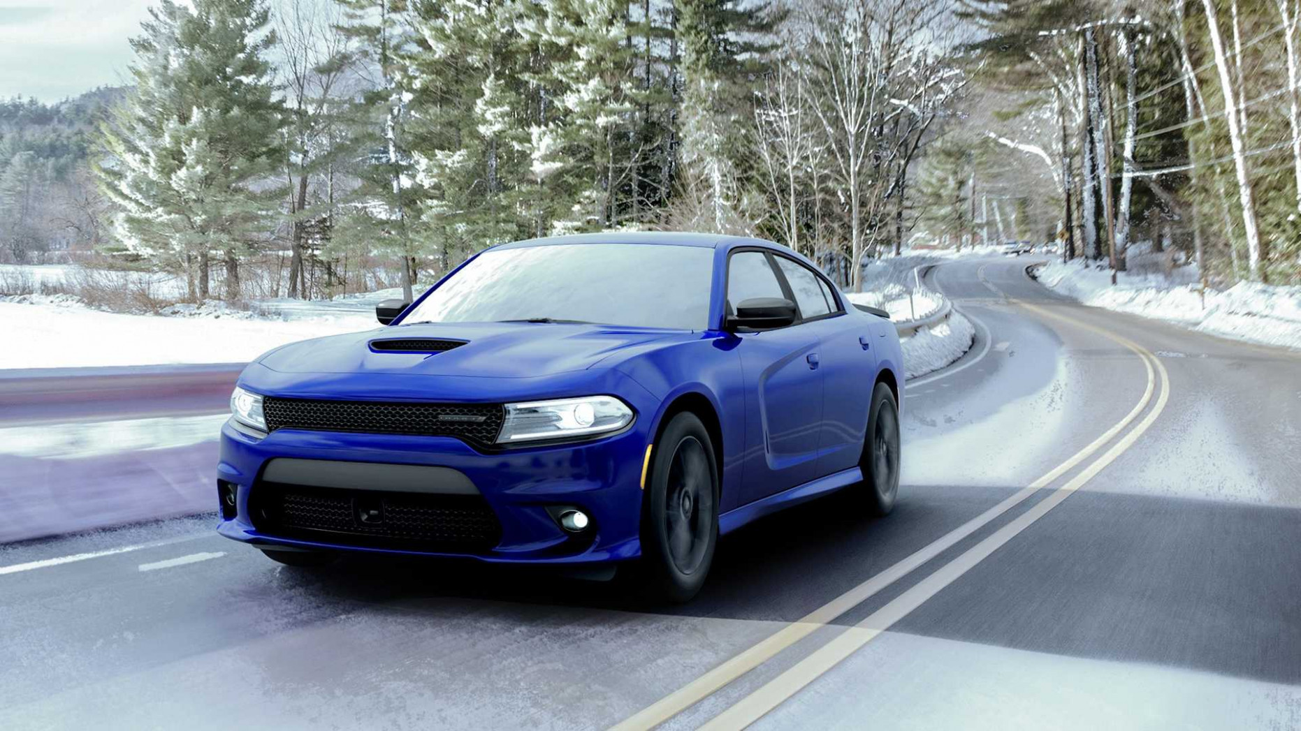 8 Dodge Charger GT AWD Proves An Old Dog Can Learn New Tricks