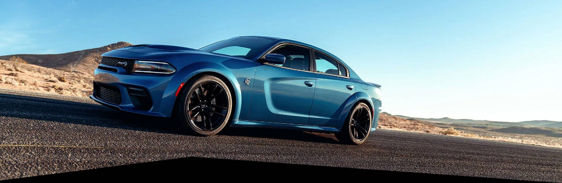 8 Dodge Charger SRT® Hellcat Widebody | Configurations