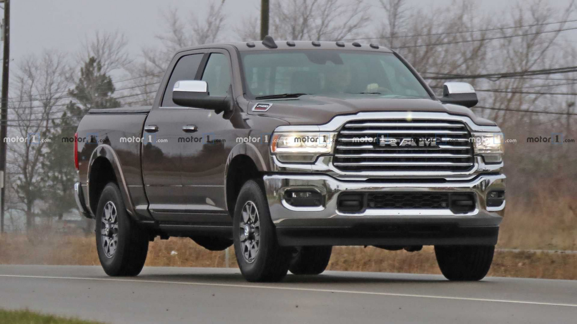 8 Dodge One Ton New Review di 8