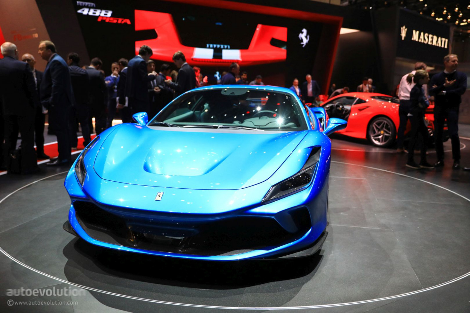8 Ferrari F8 Tributo to Make UK Track Debut at Brands Hatch ..