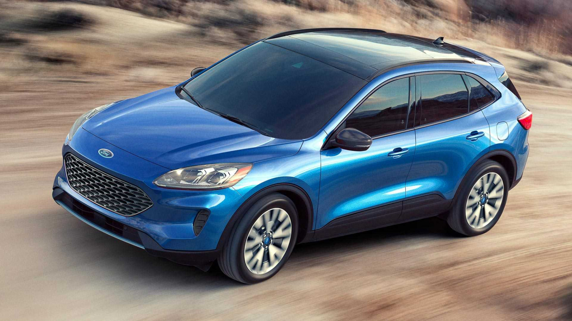 8 Ford Escape Debuts With Whole New Look, Two Hybrid Choices - ford yeni kuga 2020