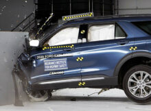 8 Ford Explorer and Lincoln Aviator Crash Out of Crash Tests ...