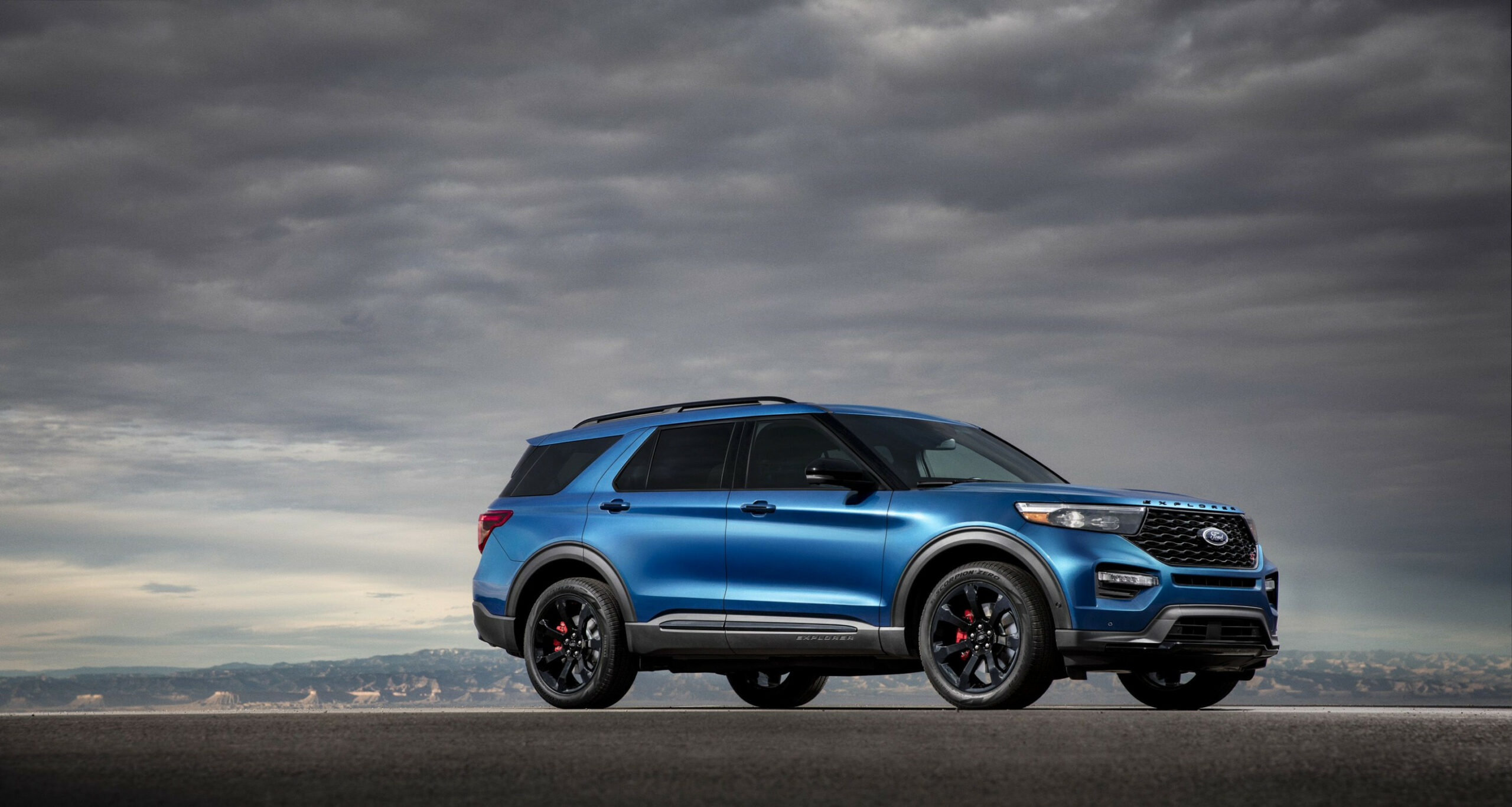 8 Ford Explorer ST Has 8 HP, Wants To Be Taken Seriously As A ...