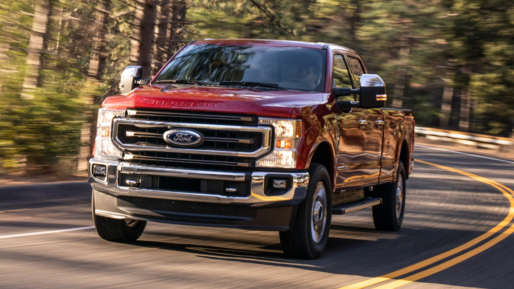 8 Ford F-Series Super Duty First Look: Super is as Super Does