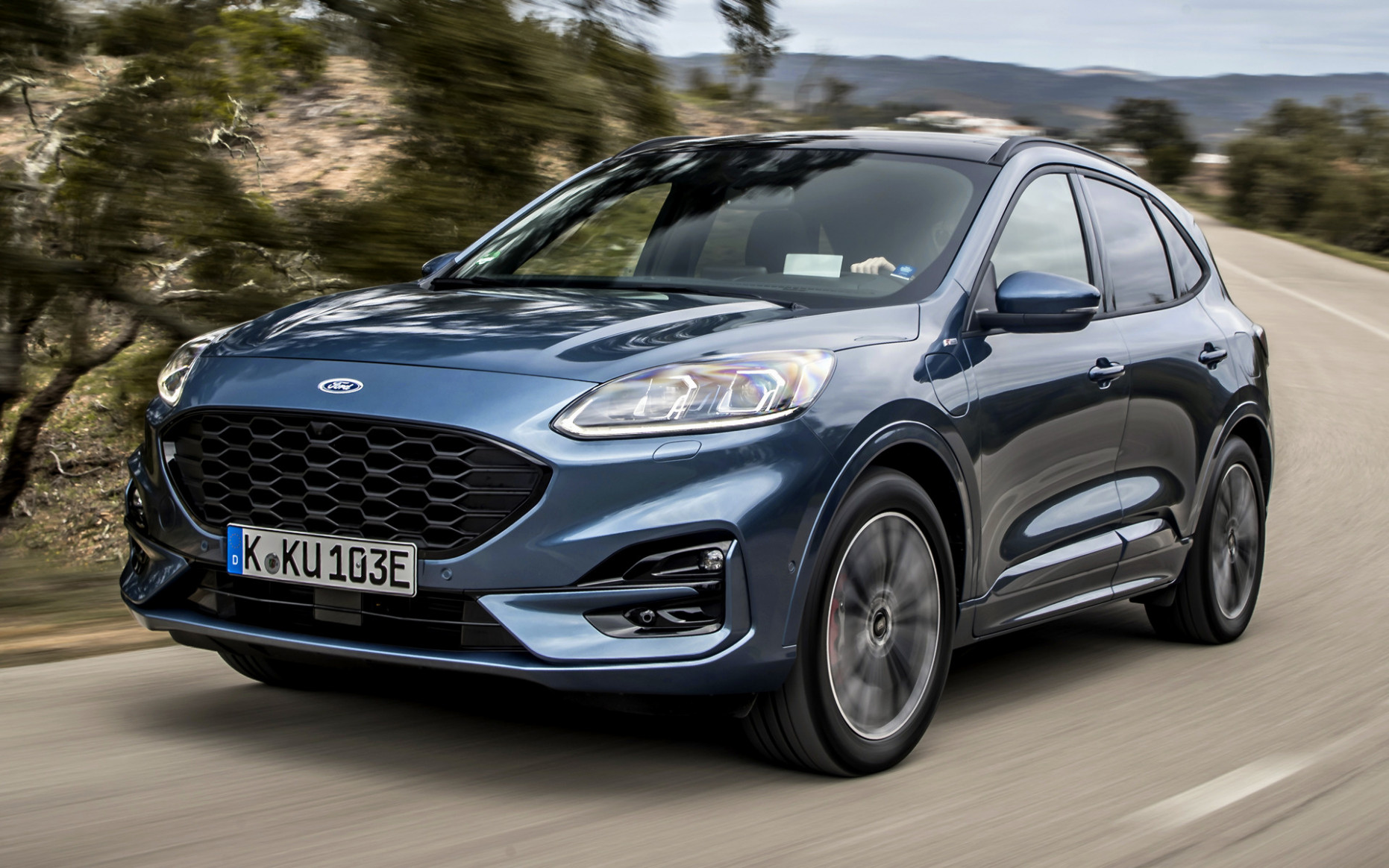 8 Ford Kuga Plug-In Hybrid ST-Line - Wallpapers and HD Images ..