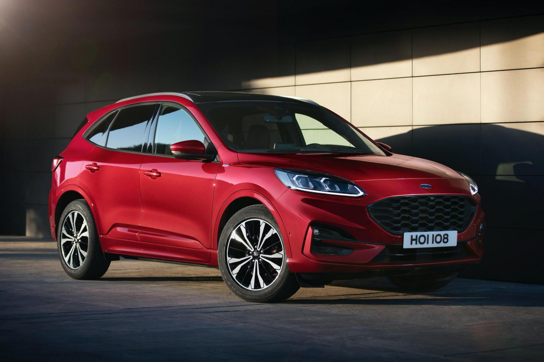 8 Ford Kuga Starts From £8,8 In The UK, Adds £8 To ..