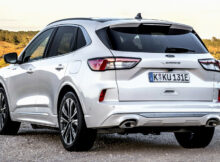 8 Ford Kuga Vignale Plug-In Hybrid HD Wallpaper | Background ...