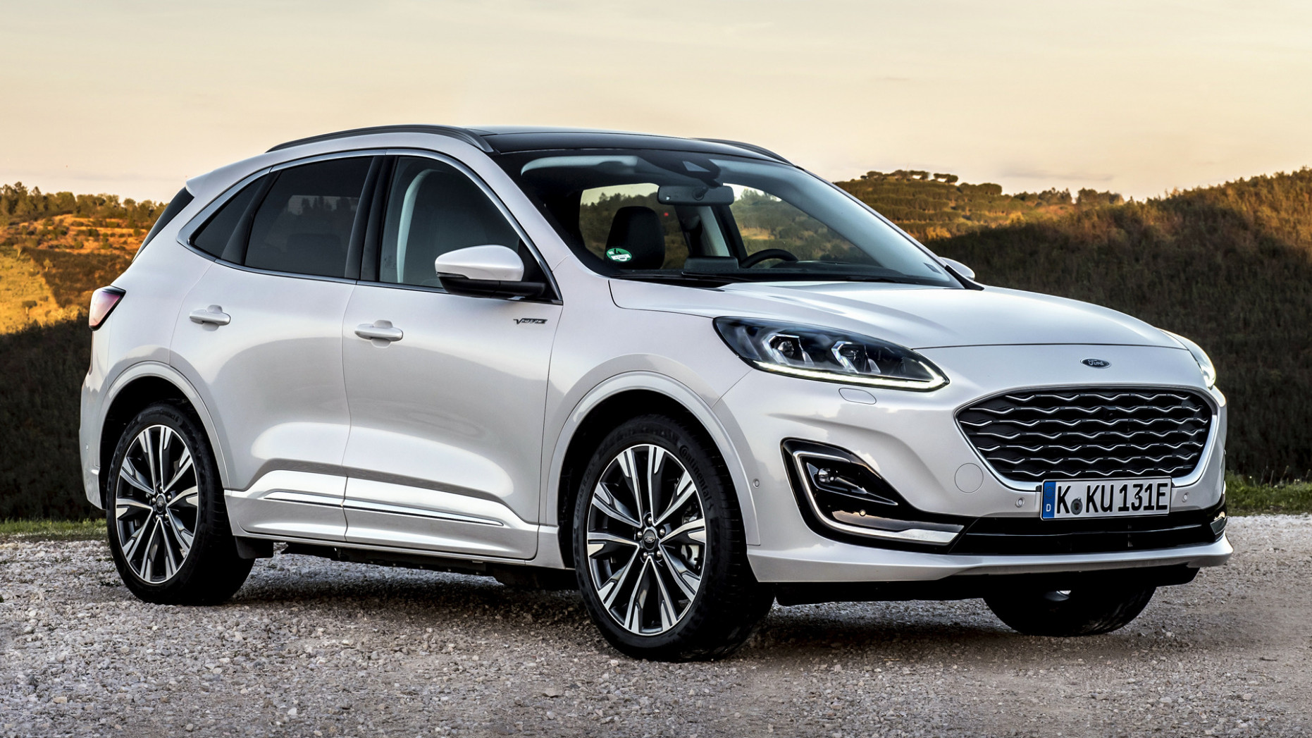 8 Ford Kuga Vignale Plug-In Hybrid - Wallpapers and HD Images ..
