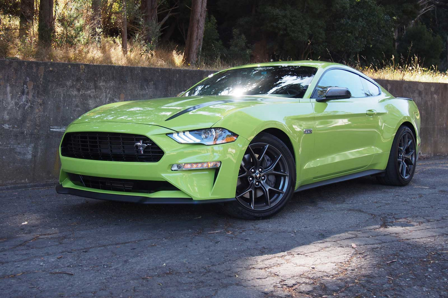 8 Ford Mustang EcoBoost High-Performance Package Review ..