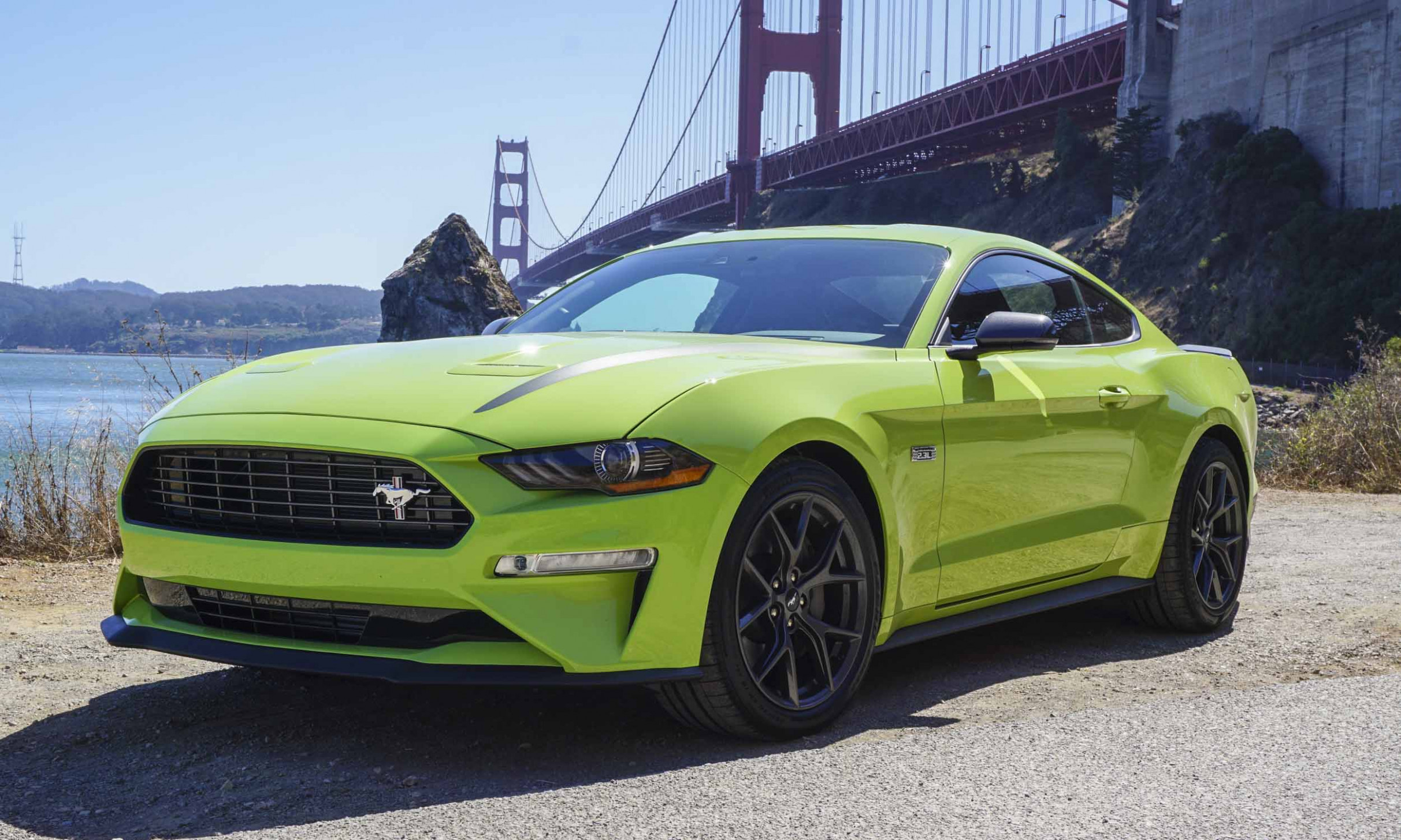 8 Ford Mustang EcoBoost HPP: First Drive Review - » AutoNXT - ford mustang ecoboost 2020