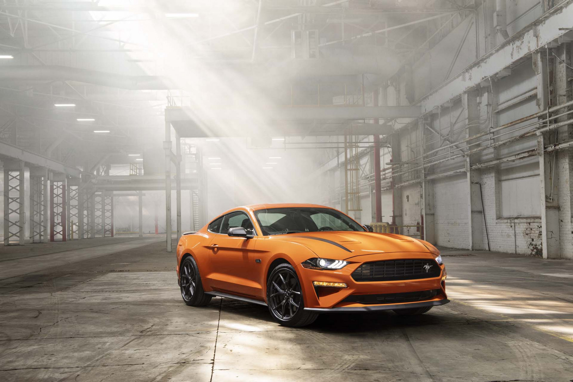 8 Ford Mustang EcoBoost's High Performance Package priced at $8,8