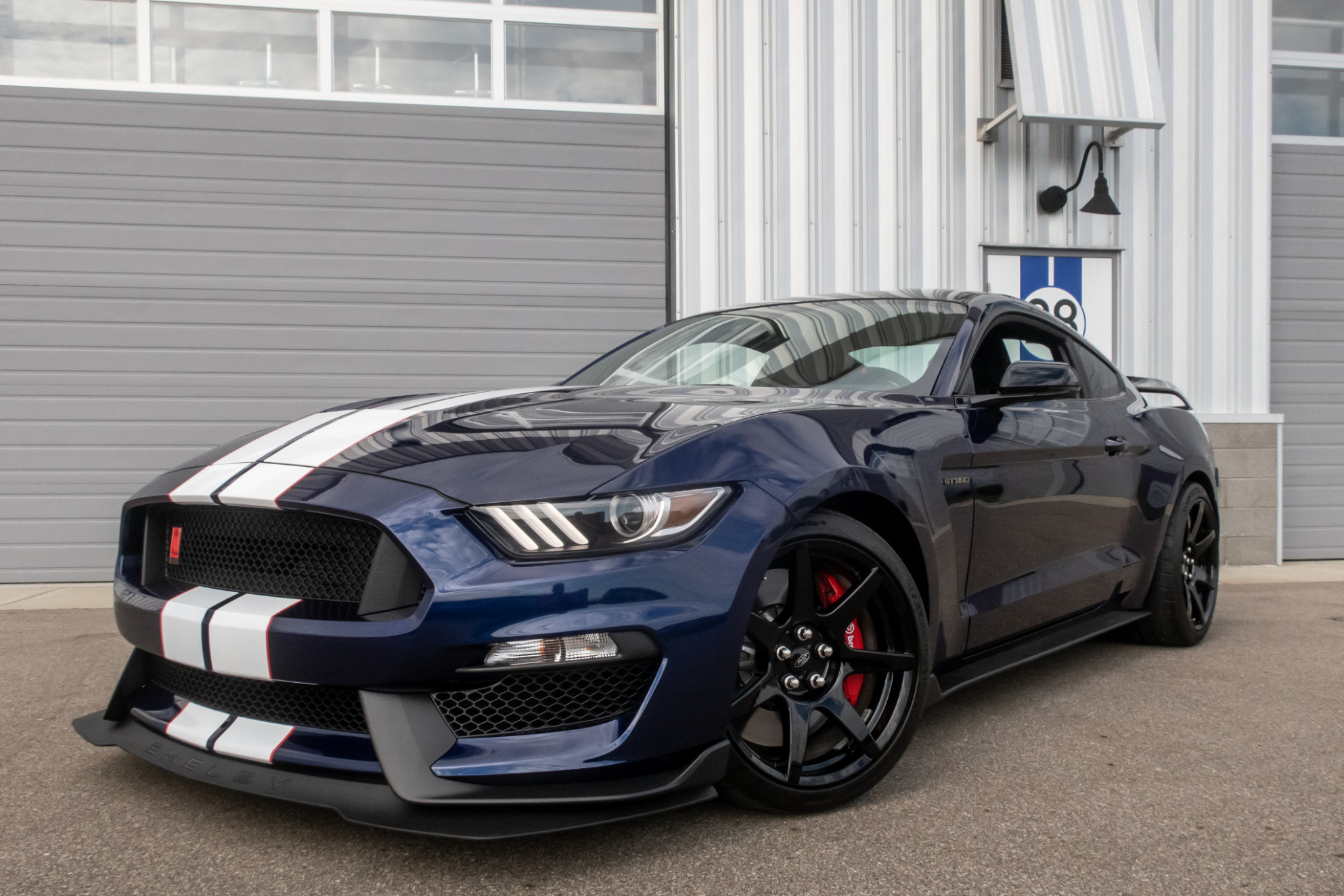 8 Ford Mustang Shelby GT8R — Track Ready, Street Capable ..