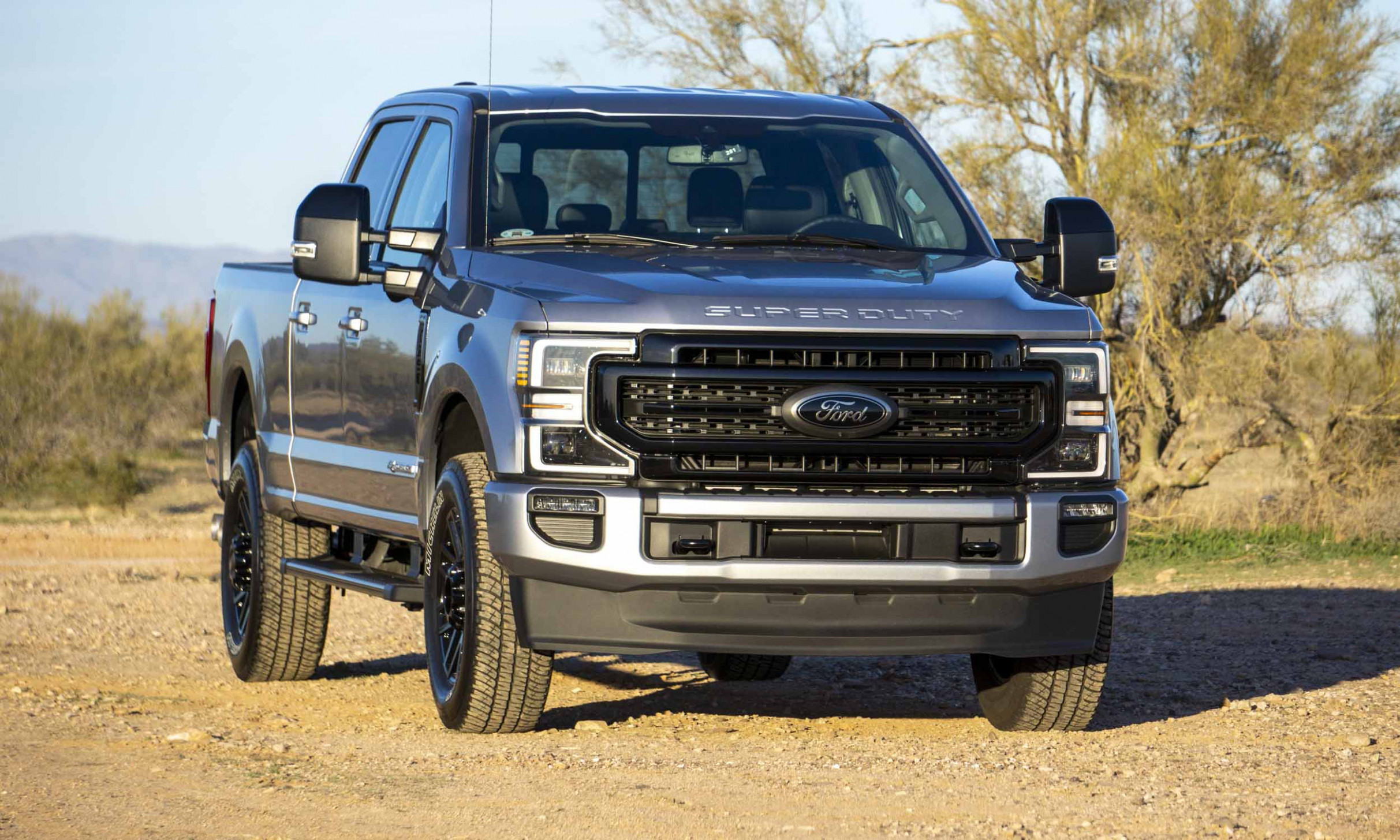 8 Ford Super Duty: First Drive Review - » AutoNXT