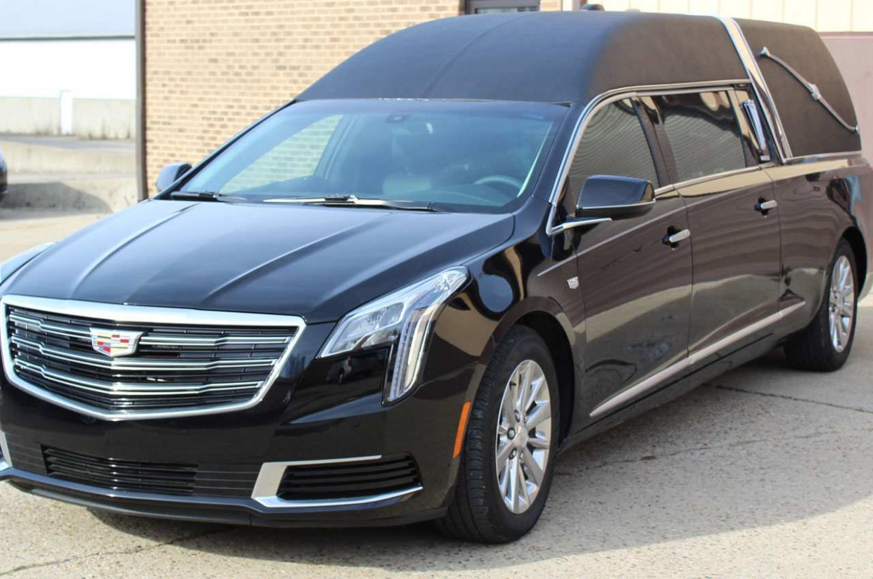 8 Gallery of 8 Cadillac Hearse Exterior for 8 Cadillac ..