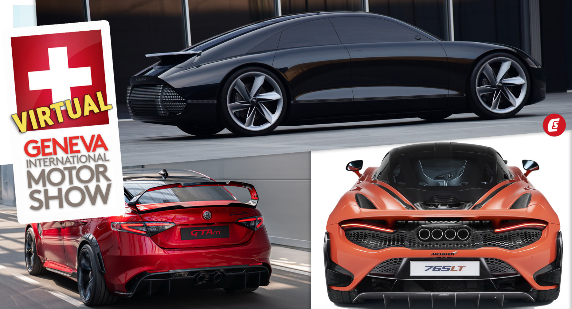 8 Geneva Motor Show: A-To-Z Debut Roundup | Carscoops