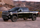 "8 GMC Denali HD equipped with a Fabtech 8.8"" Lift Kit in 8 ..."
