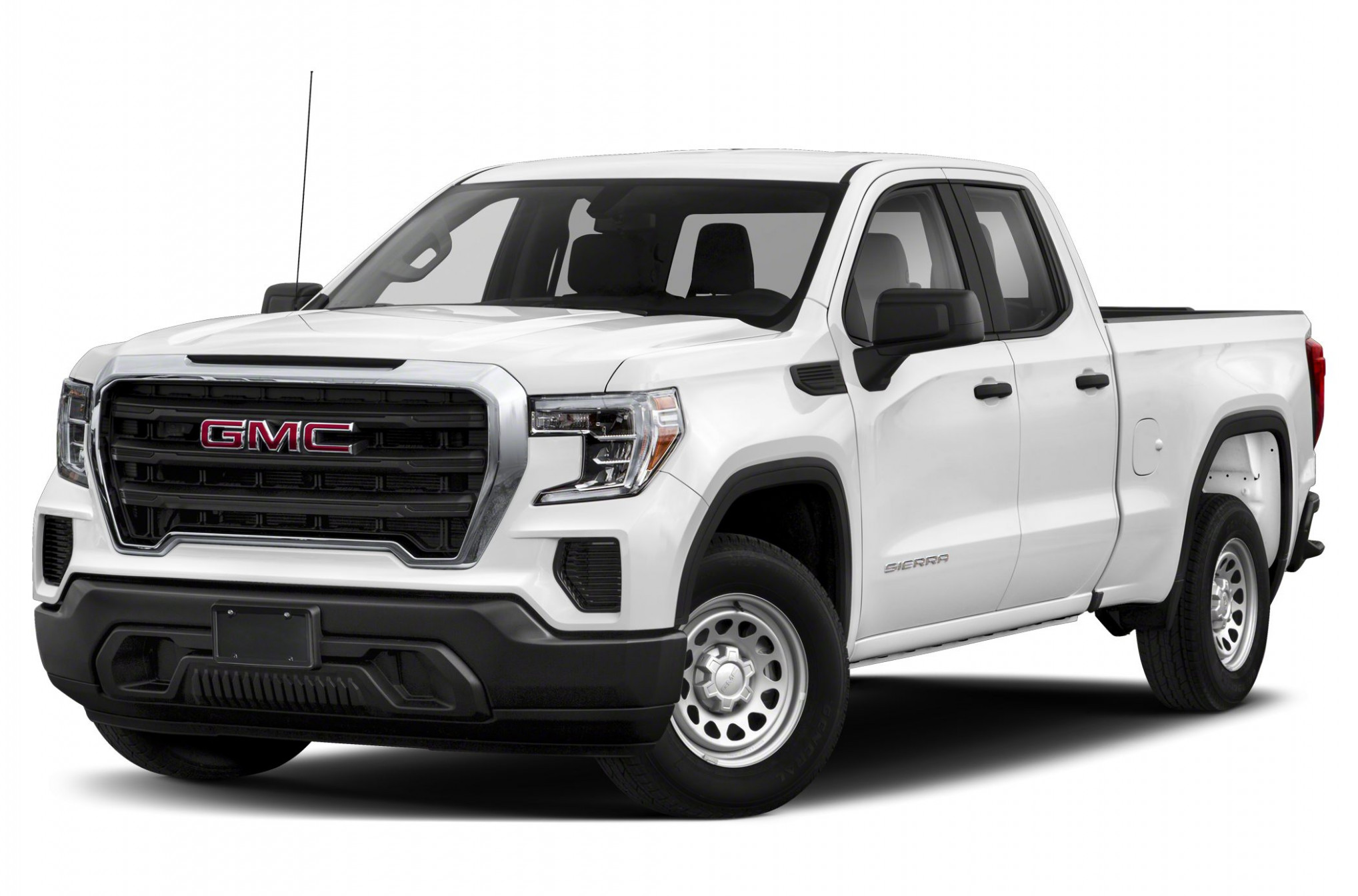 8 GMC Sierra 8 SLE 8x8 Double Cab 8.8 ft. box 187.8 in. WB Pricing  and Options