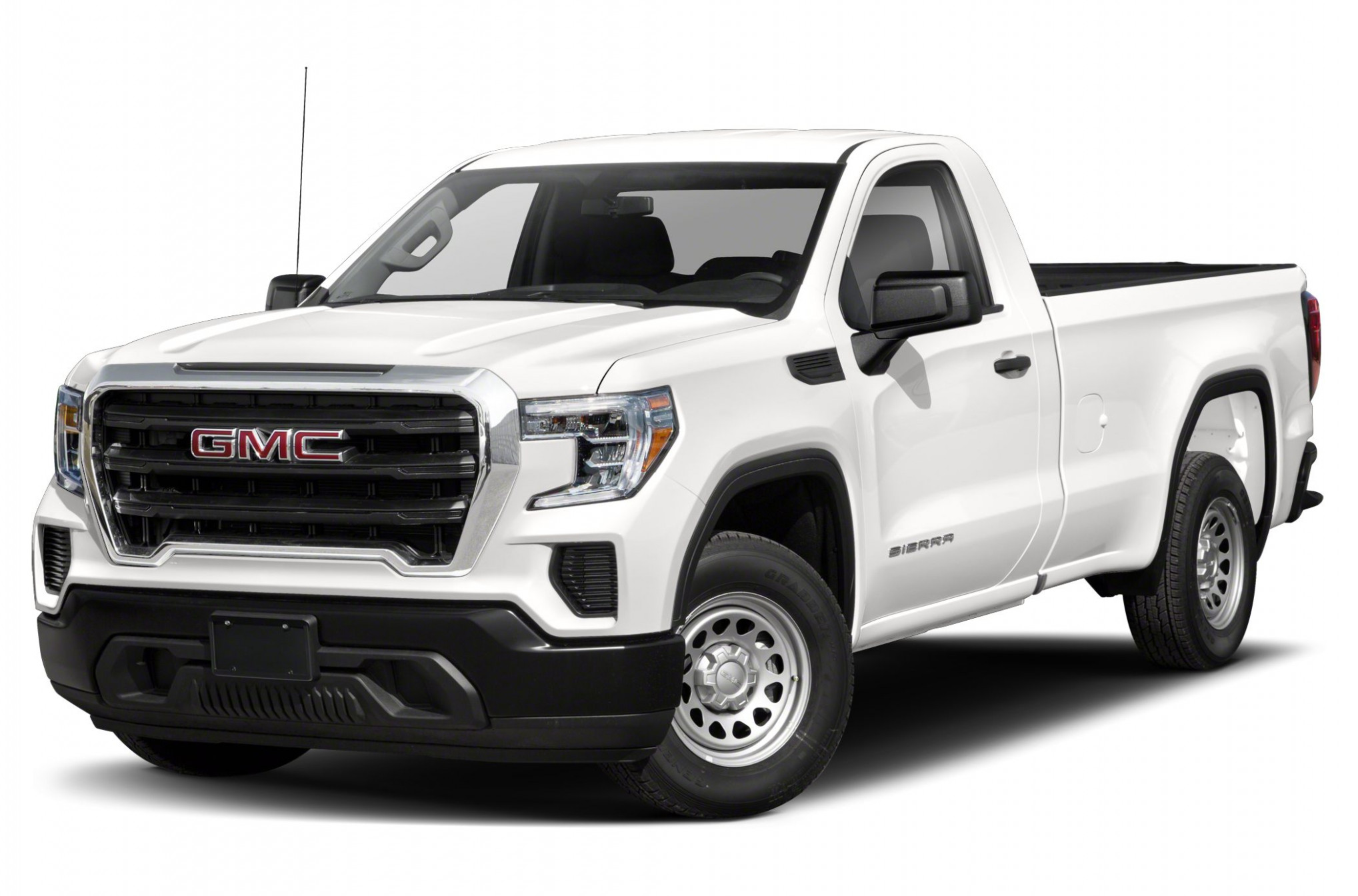8 GMC Sierra 8 Specs and Prices - gmc work truck 2020