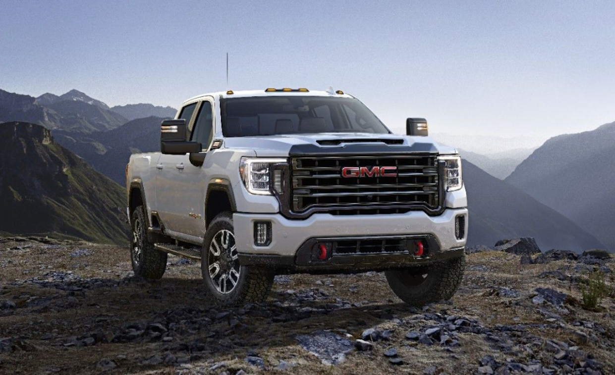 8 GMC Sierra HD 8 and 8 Priced - Details for the Lineup - 2020 gmc sierra z71 price