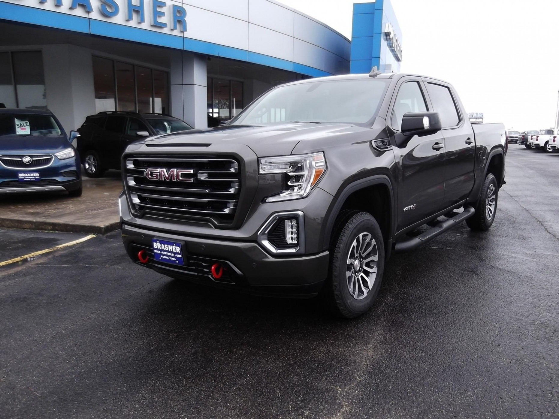 8 GMC smokey quartz metallic Interior 8*8 - 8 GMC smokey ...