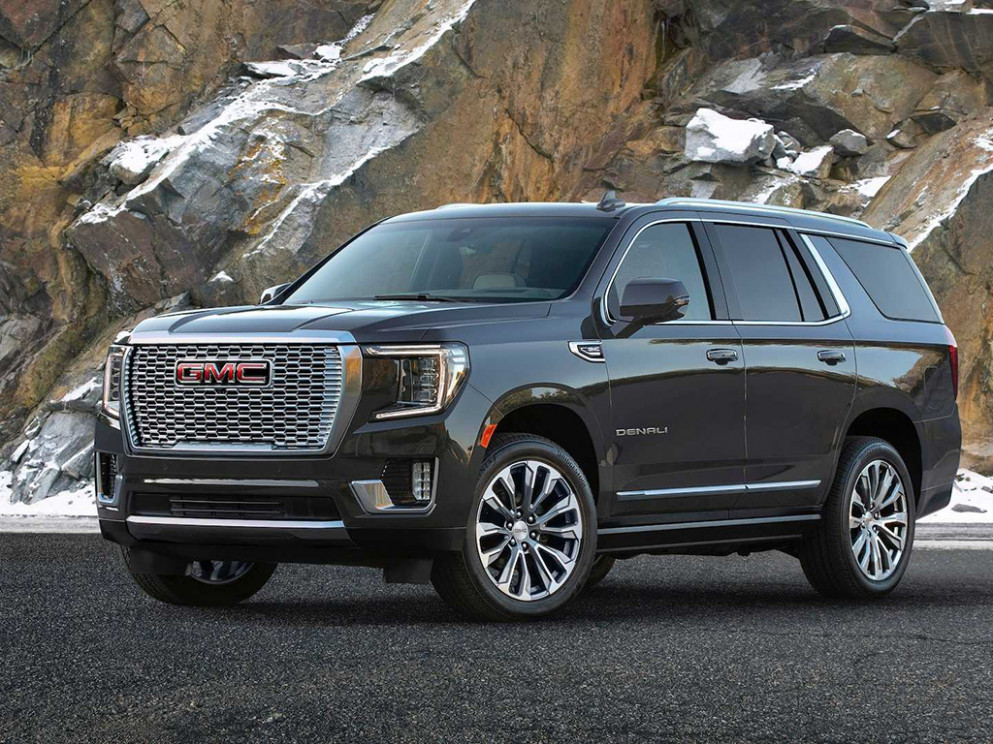 8 GMC Yukon and Yukon XL arrive with Denali and AT8 trims ..