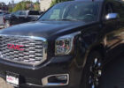 8 GMC Yukon XL Denali Retractable Running Boards Dual Blu Ray DVD Black  Oshawa ON Stock #8