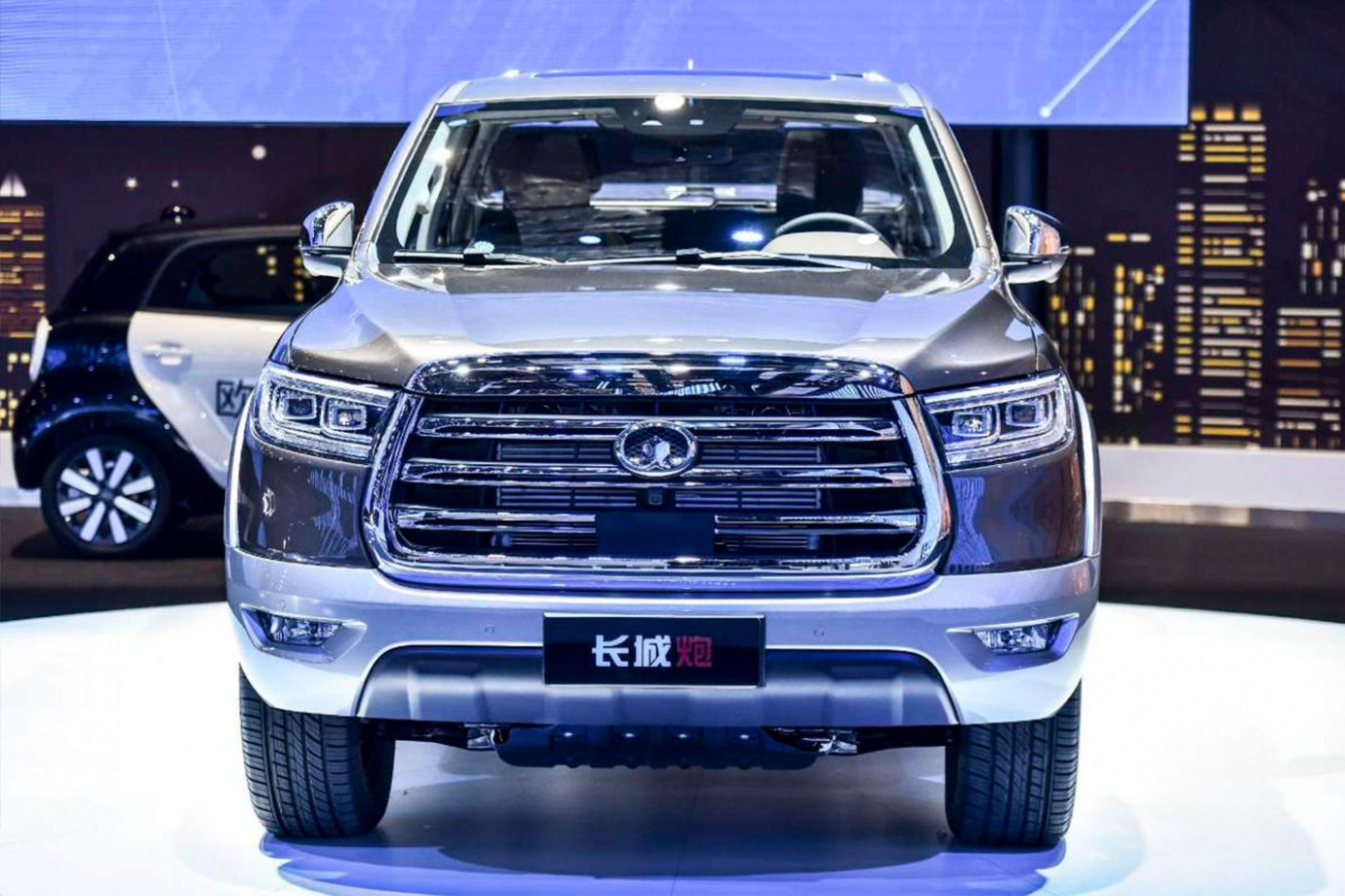 8 Great Wall Model P ute: what we know so far