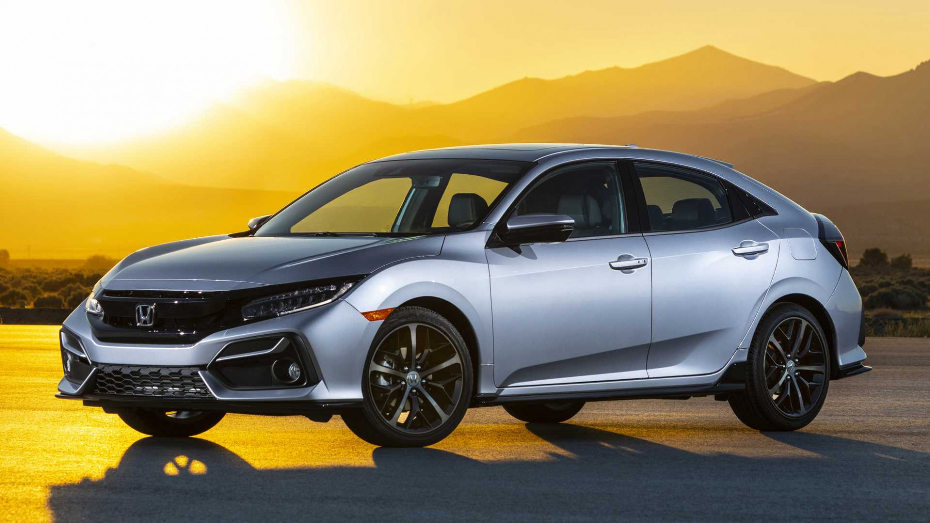 8-honda-civic-hatchback | موتوراتي - 2020 honda hatchback