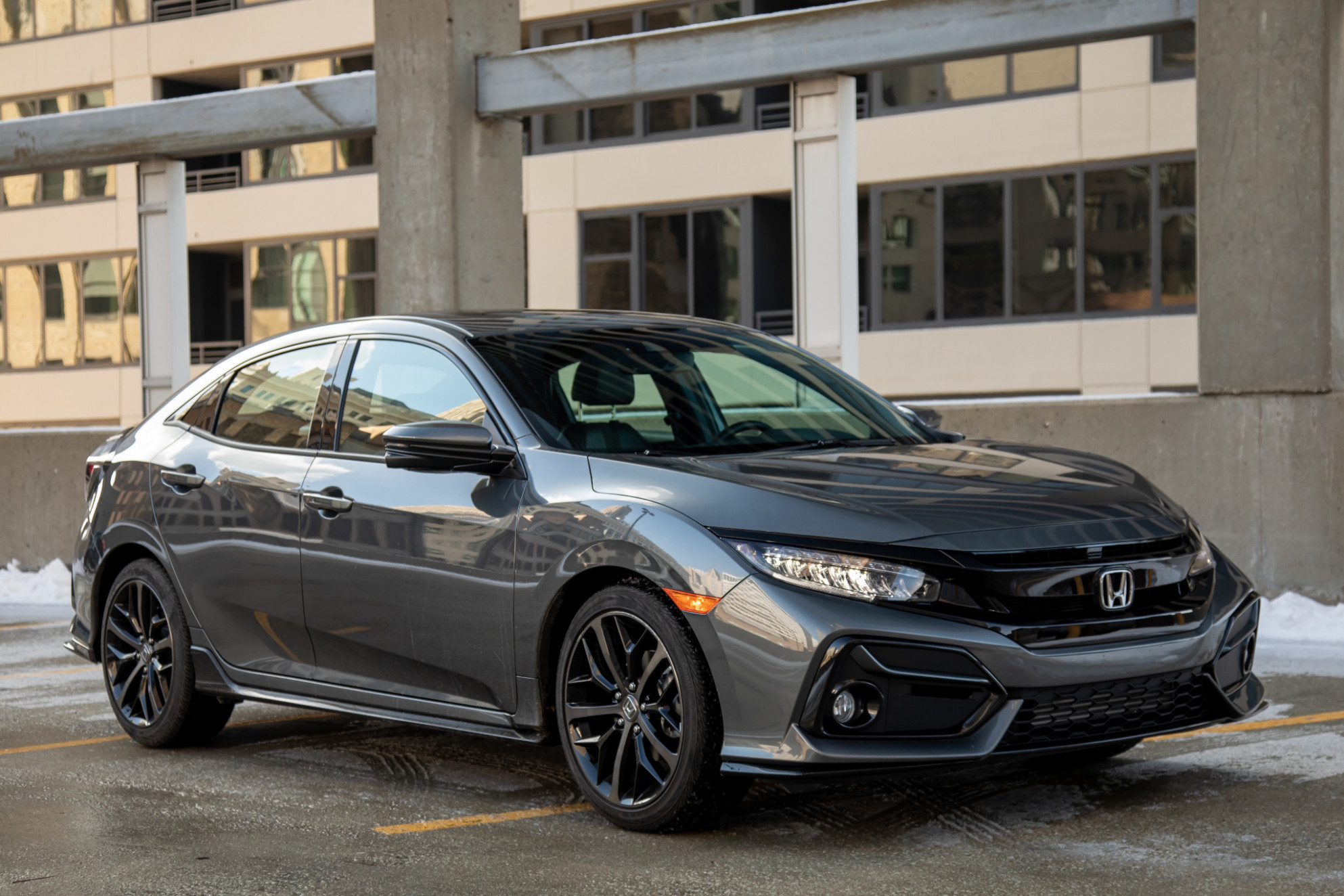 8 Honda Civic Hatchback: 8 Things We Like (and 8 Not So Much ...