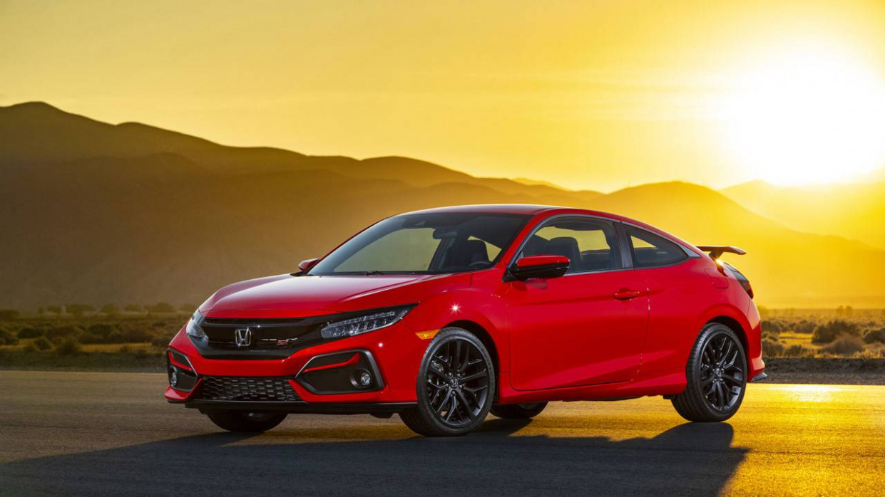 8 Honda Civic Si Features 8hp Turbo Four - SlashGear